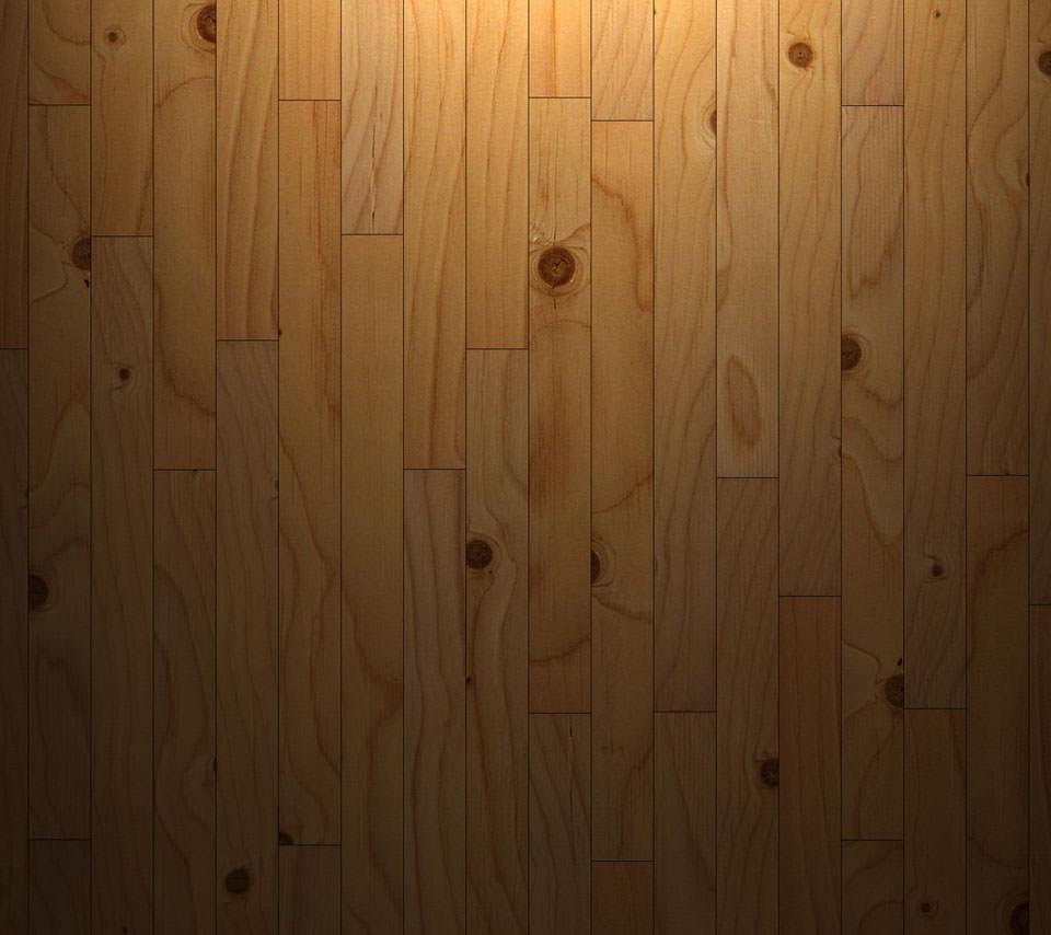 乾いた木目調 スマホ壁紙