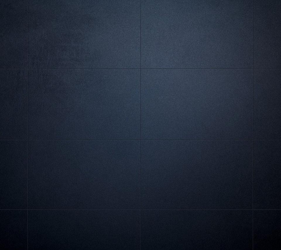 Black Cool Tile スマホ壁紙