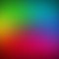 七色のストライプ スマホ壁紙