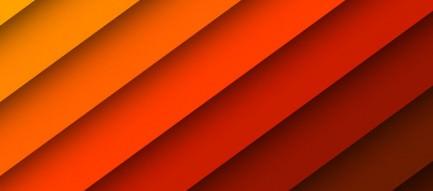美しい斜めのオレンジ スマホ壁紙