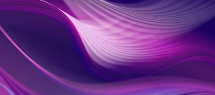 Purple Stream スマホ壁紙