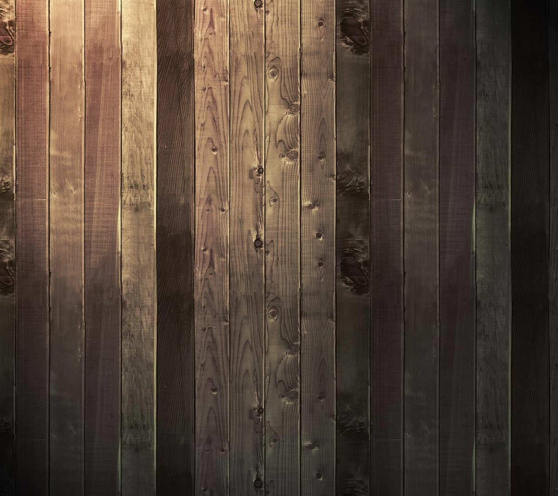 温もりのあるウッド調のAndroidスマホ用壁紙