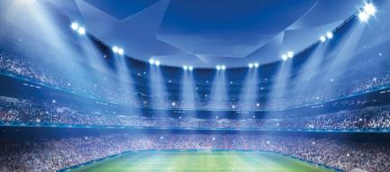 UEFA サッカースタジアム