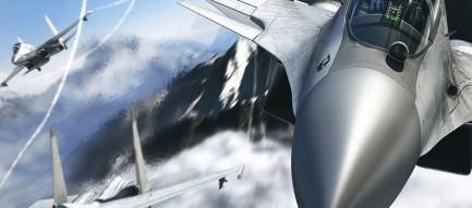スクランブル発進する戦闘機 スマホ壁紙