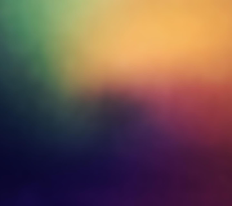 淡い虹色グラデーション Androidスマホ用壁紙