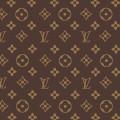ルイ・ヴィトンのブランド柄 iPhone5 スマホ用壁紙