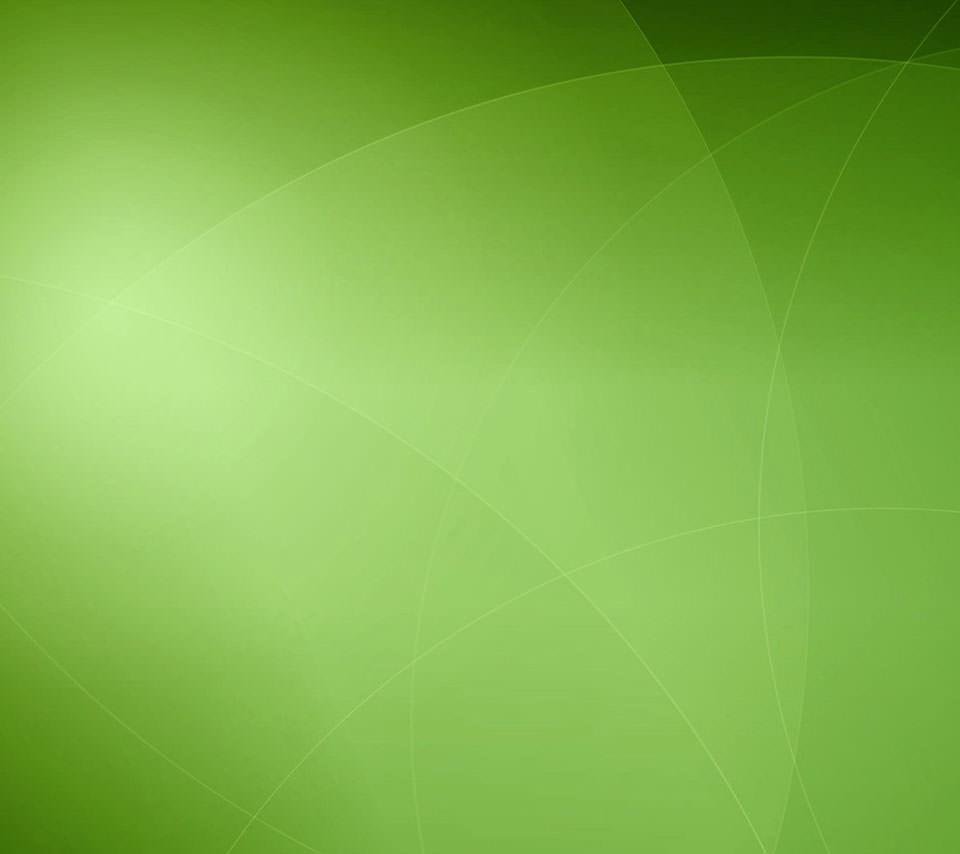 綺麗な緑のグラデーション スマホ壁紙