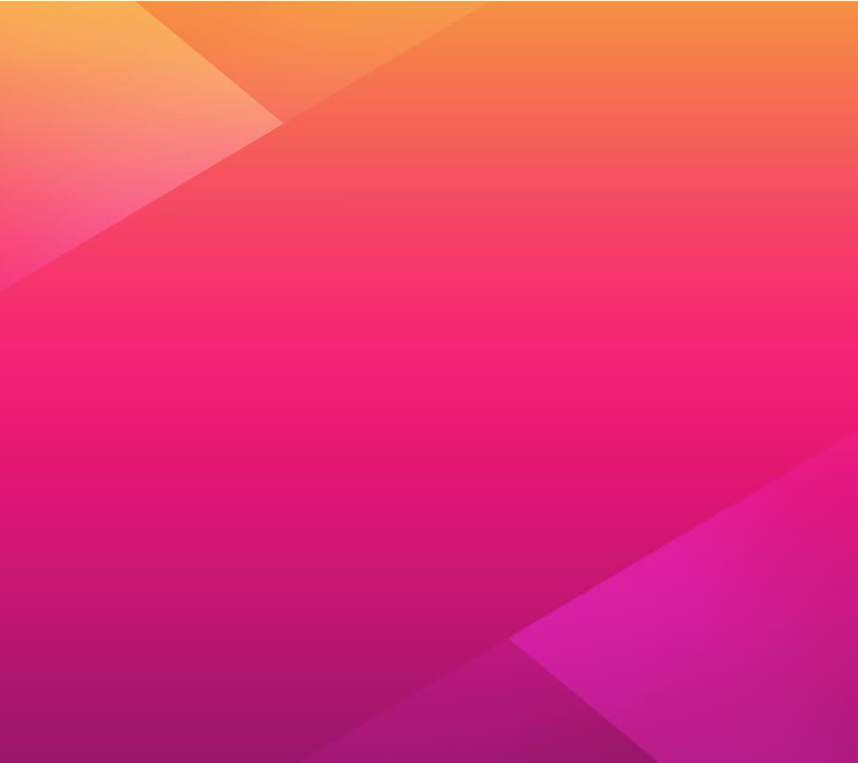 Vivid Pink スマホ用壁紙