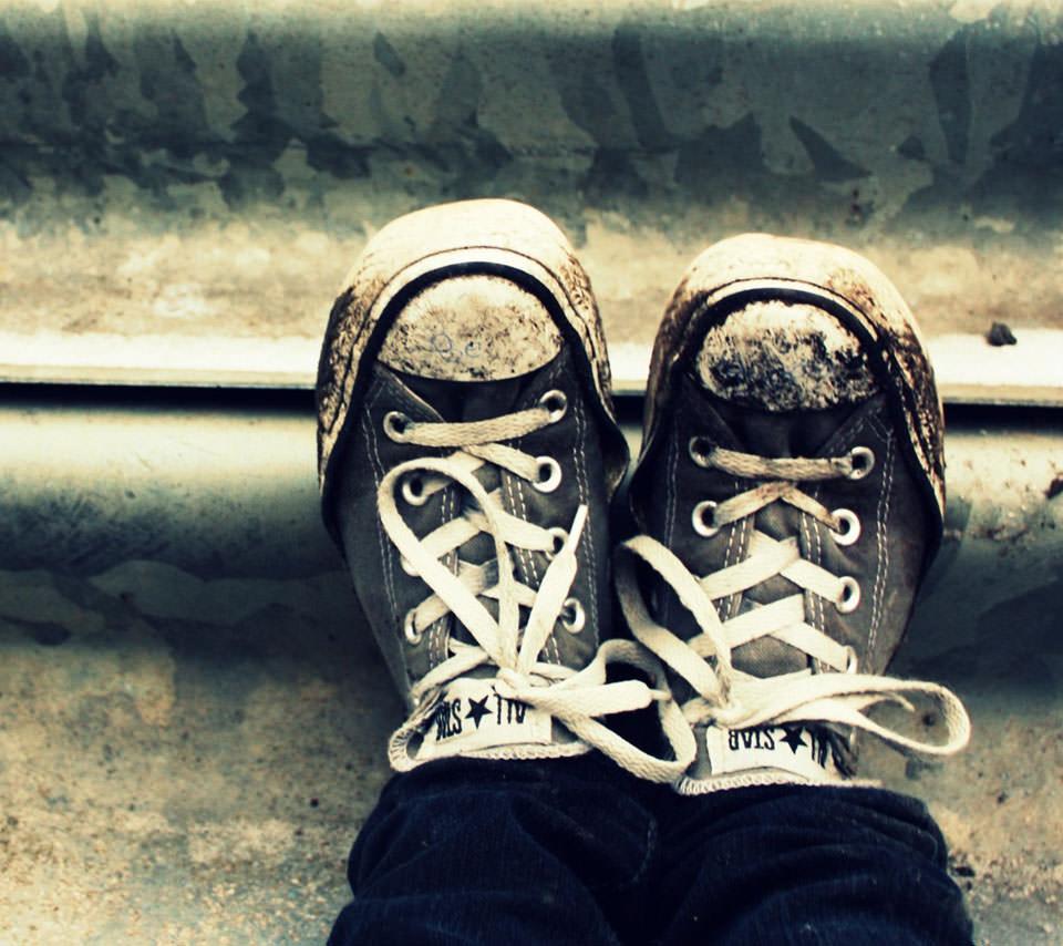 My Shoes スマホ壁紙