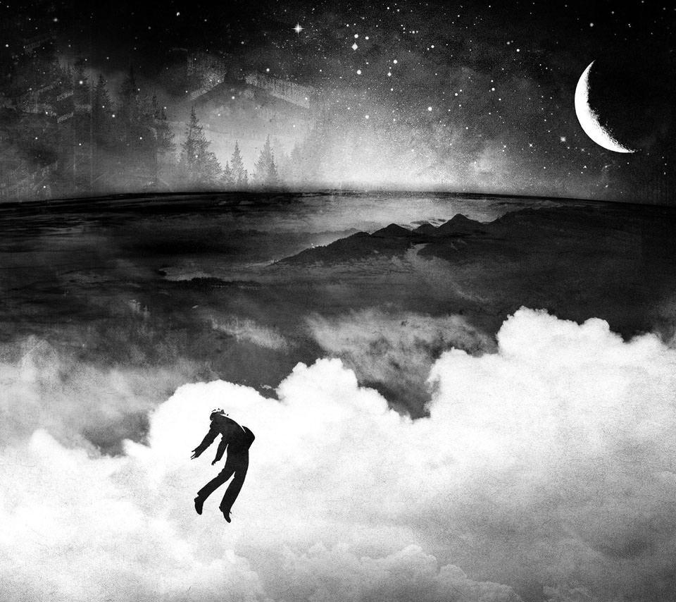 Night Dream スマホ壁紙