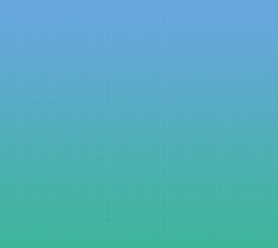 BLUE GRID スマホ用壁紙