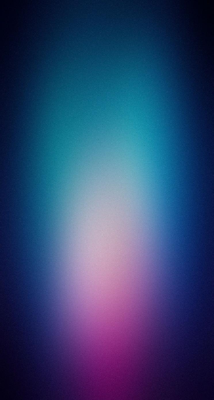 淡いブルーのグラデーション iPhone5 スマホ用壁紙