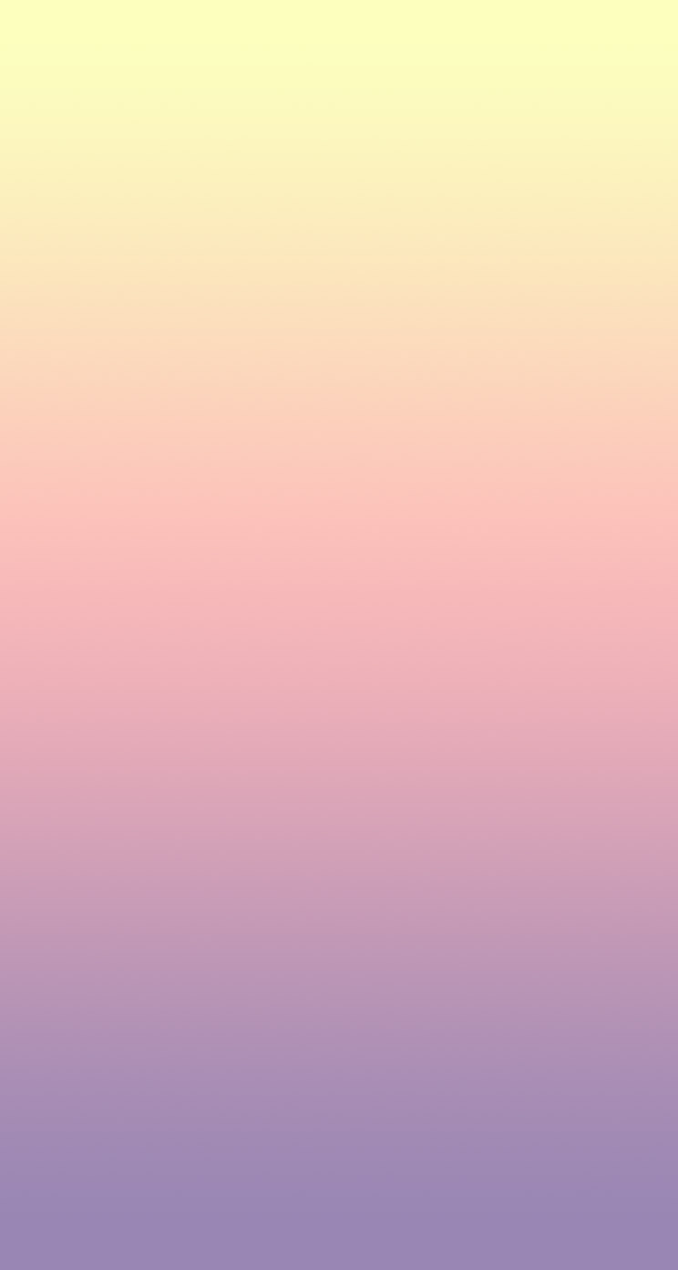 淡い紫のグラデーション iPhone5 スマホ用壁紙