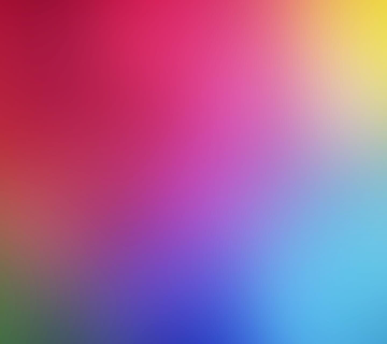淡い虹色のグラデーション Androidスマホ用壁紙