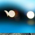 桟橋から見る風景 iPhone5 スマホ用壁紙