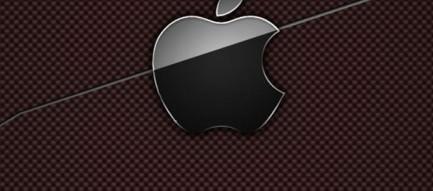 茶色のザラついたiPhone5 スマホ用壁紙