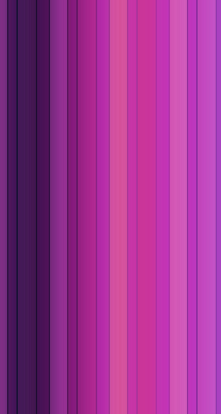 ピンクのストライプ iPhone5 スマホ用壁紙