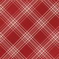 かわいい赤いチェック柄 iPhone5 スマホ用壁紙