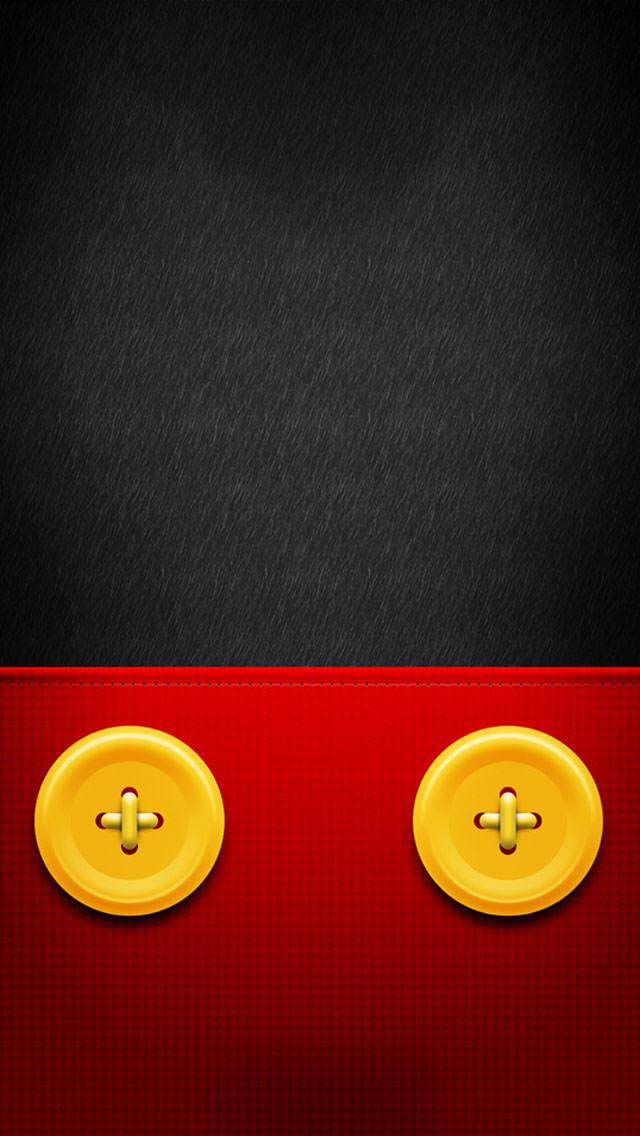 ミッキー iPhone5 スマホ用壁紙