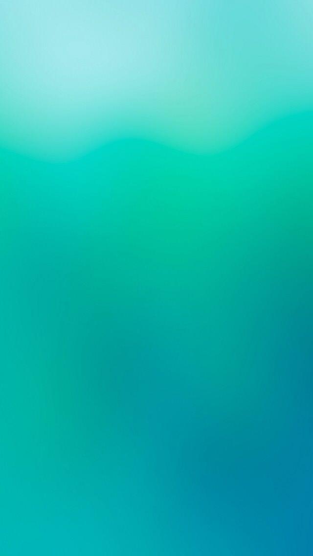 綺麗な緑のグラデーション iPhone5 スマホ用壁紙