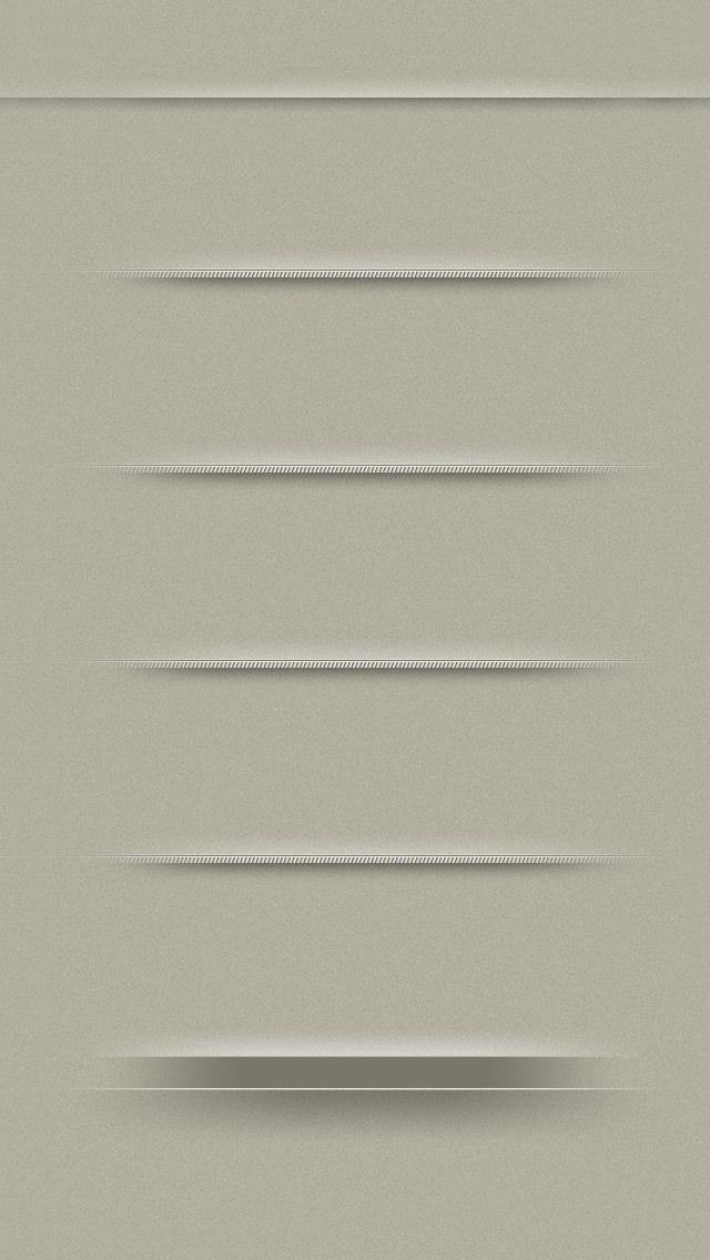 シンプルなコンクリート調のiPhone5 スマホ用壁紙