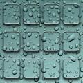 濡れた水滴がついたiPhone5 スマホ用壁紙