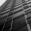 モノクロの建物 iPhone5 スマホ壁紙