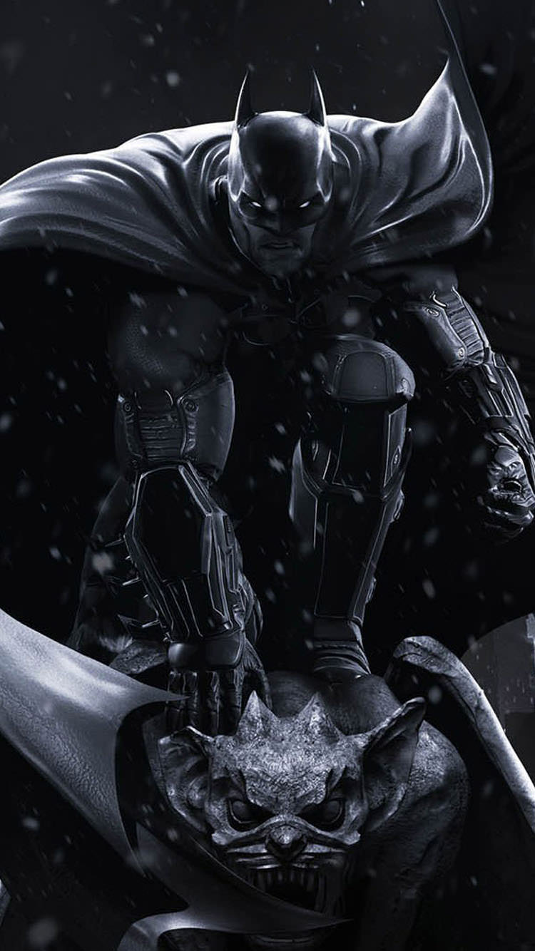 バットマン iPhone6 壁紙