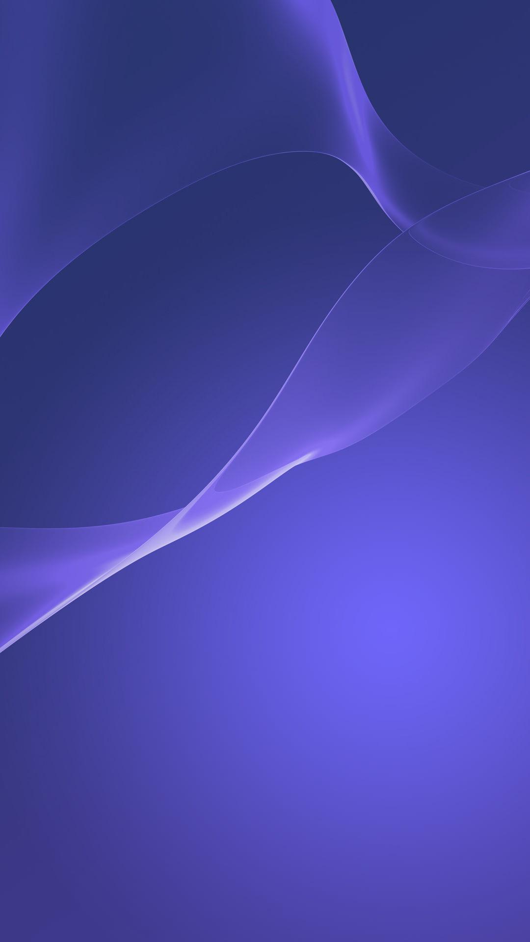 クリーンな紫 iPhone6 Plus 壁紙