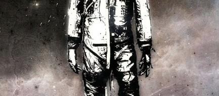 宇宙飛行士 iPhone5壁紙