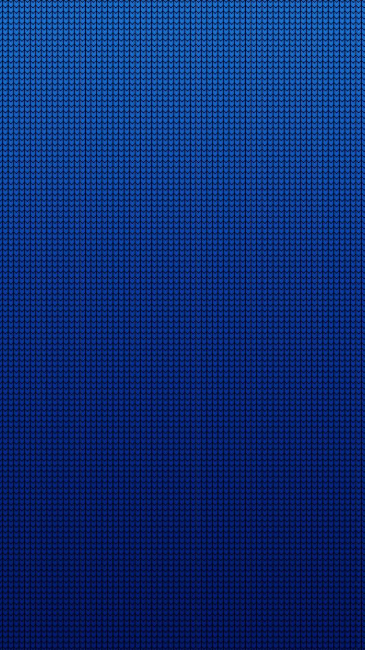 青いiPhone6 壁紙