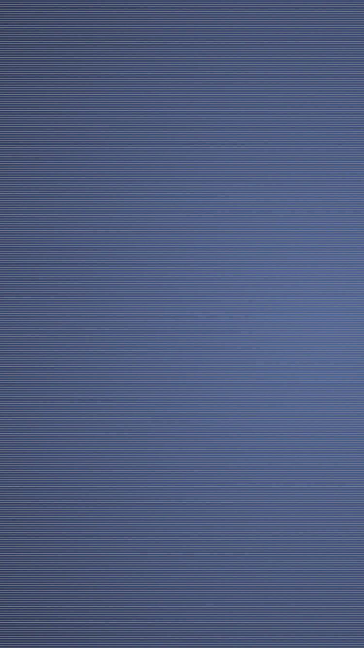 細い線が入った青のiPhone6 壁紙
