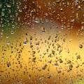 水滴がついたガラス iPhone6 Plus 壁紙