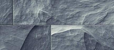 硬質な石の壁 iPhone5壁紙
