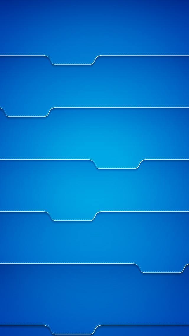 青のサイバーなiphone5壁紙 Wallpaperbox
