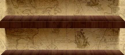 海路図 iPhone5壁紙