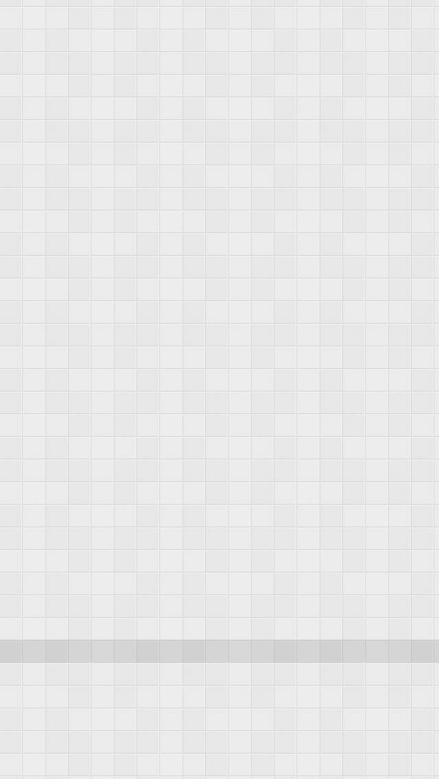 White Cube iPhone5壁紙