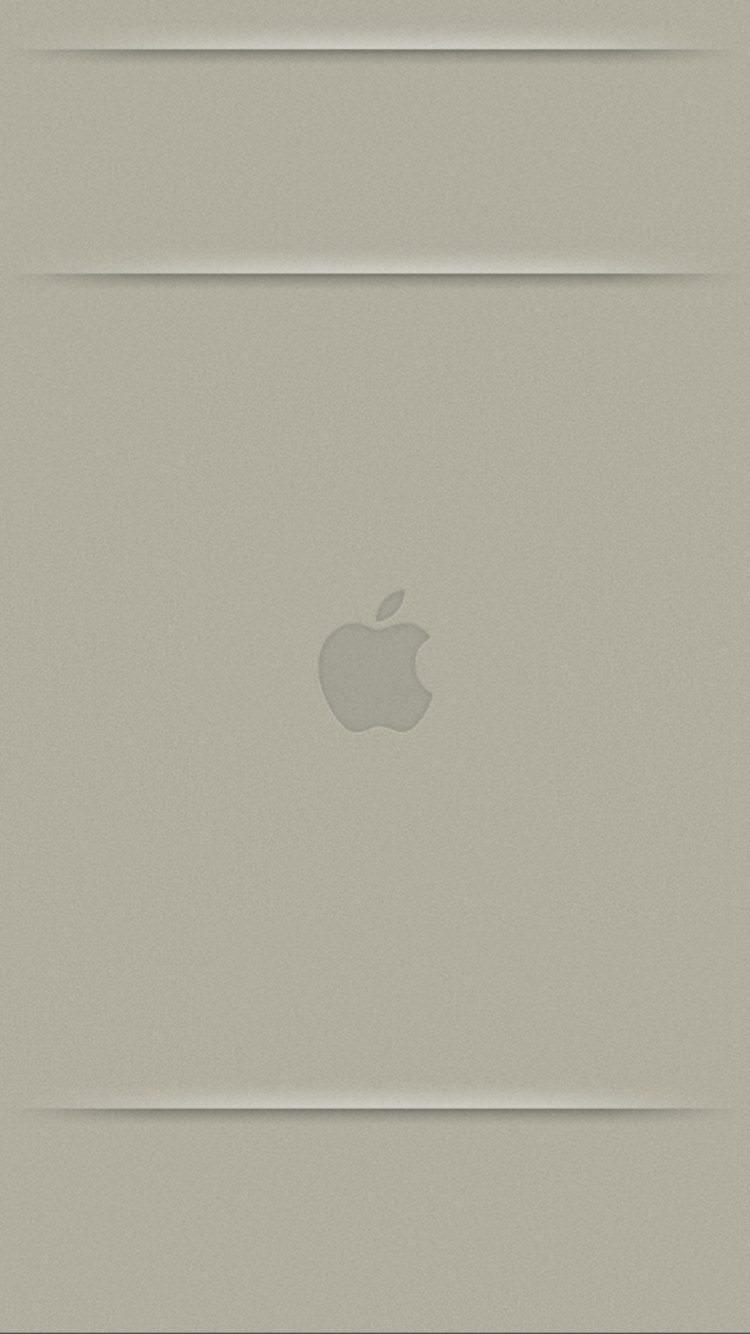 ミニマル・クリーン iPhone6壁紙