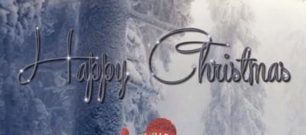 ハッピー・クリスマス iPhone6壁紙