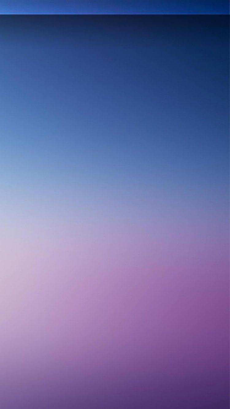 紫のグラデーション iPhone6壁紙
