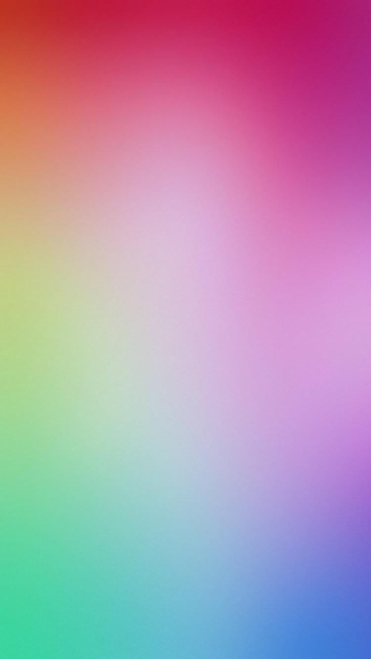 淡いグラデーション iPhone6壁紙