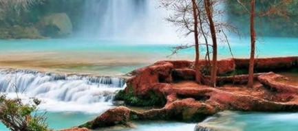 秋の景色 iPhone5壁紙