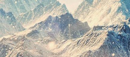 ヒマラヤ山脈 iPhone6 Plus壁紙