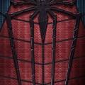 スパイダーマンのロゴ iPhone6 Plus壁紙