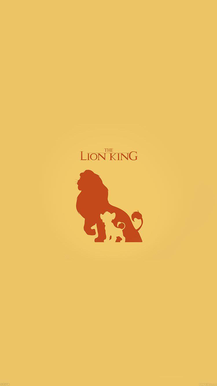 ライオンキング iPhone6 壁紙