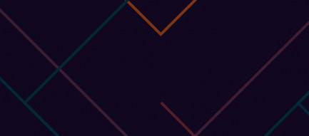 カラフルなライン iPhone6 壁紙
