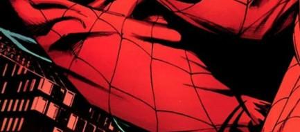 アメコミ スパイダーマン iPhone6 Plus壁紙