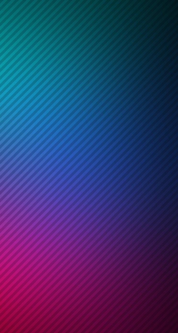 虹色 壁紙 iphone