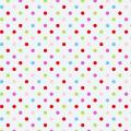 カラフルなドット iPhone6壁紙