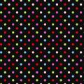 カラフル・ドット iPhone6壁紙